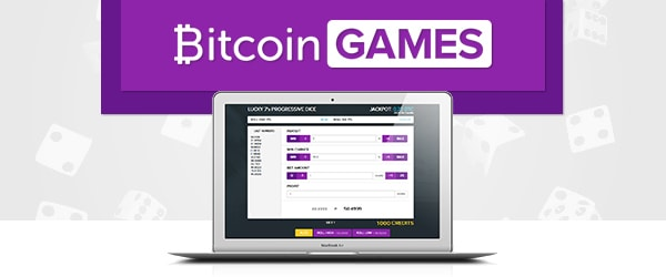 Bitcoin Games Offers Bitcoin Dice Experience